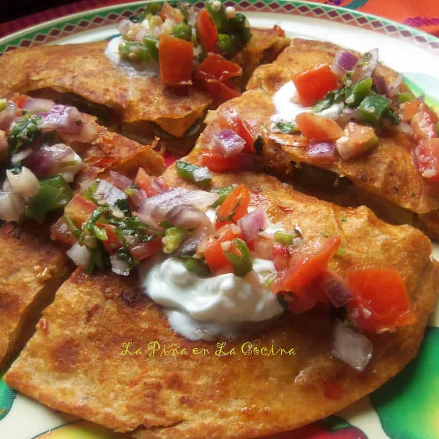 Sincronizadas-Quesadillas