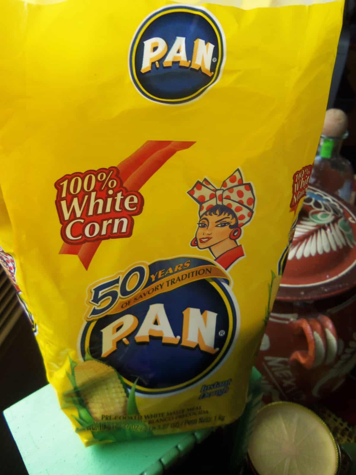 PAN Brand Instant Dough for Arepas