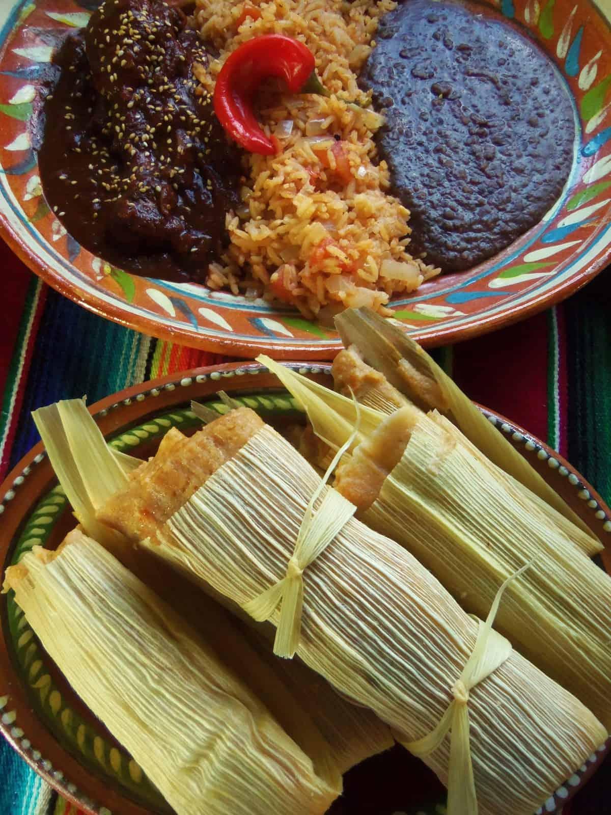 A True Mexican Christmas Dinner!!