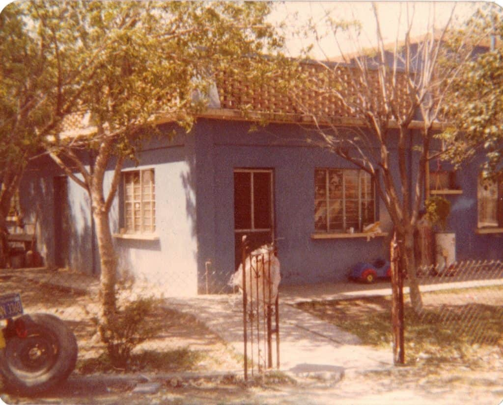 La Casa de mis abuelos, La Fe