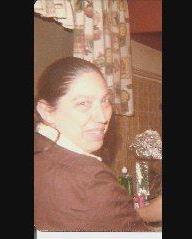 Blanca Dora, Mom, in the kitchen at La Fe