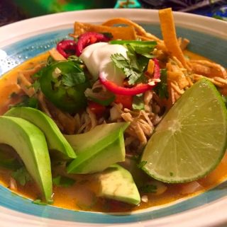Must Have Soup! Chicken Tortilla Soup!