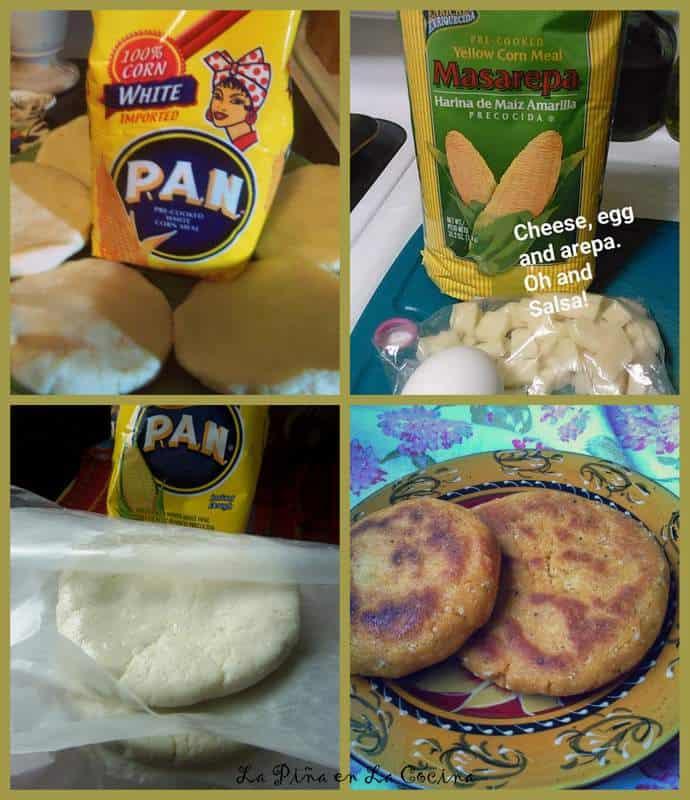 Arepas-Empanadas-Masarepa