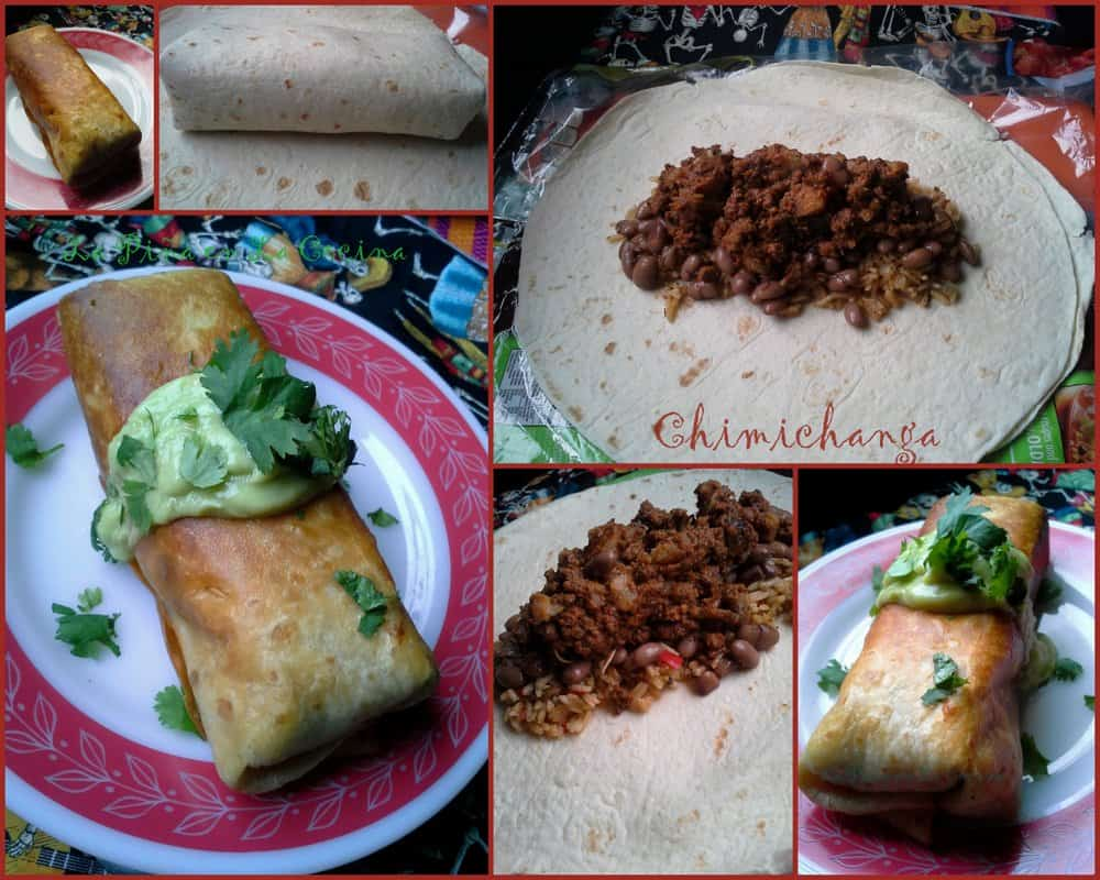 Chimichangas-Burritos