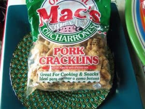Chicharron Pork Cracklins
