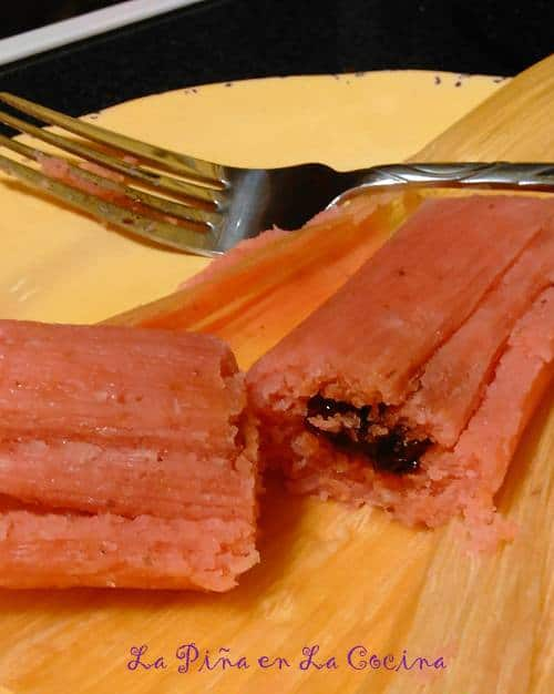 Tamales Dulces-Sweet Tamales #tamalesdulces