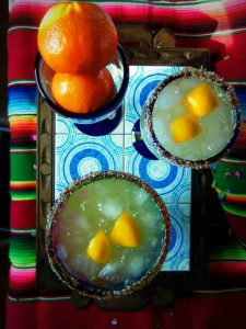 Three Citrus Margarita