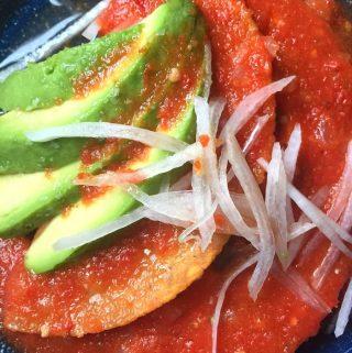 Entomatadas, Red or Green?