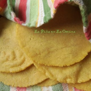 Fresh Corn Tortillas