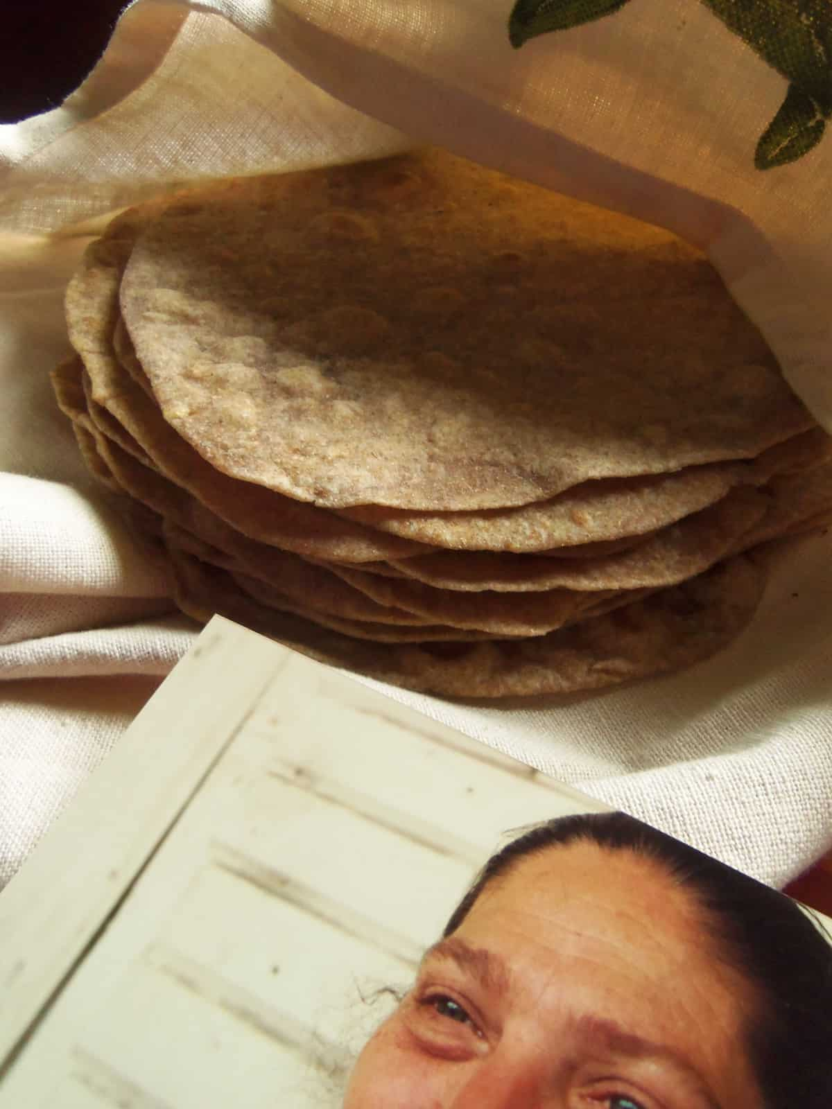 Whole Wheat Tortillas
