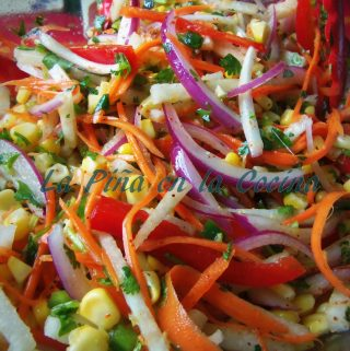 Fresh, Grilled, Sauteed or Pickled! Salads with a Side of Vegetables!