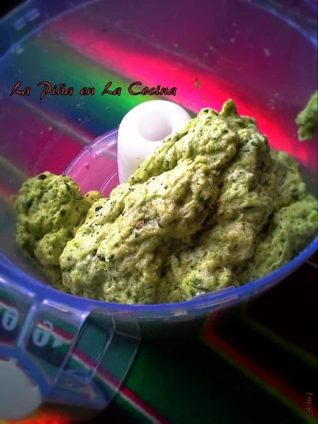 Spinach Jalapeño Dough for Tortillas