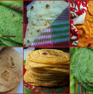 Flour Tortillas~ A Staple In The Mexican Kitchen