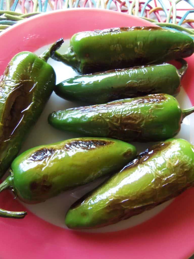 Toreados~Lightly Fried Jalapeños