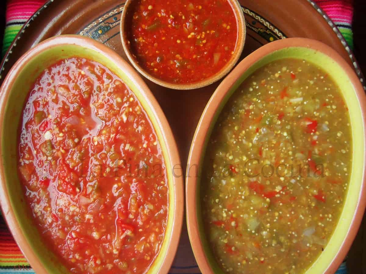 A Trio of Summer Salsa's