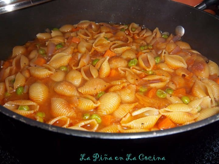 Sopa de Conchitas