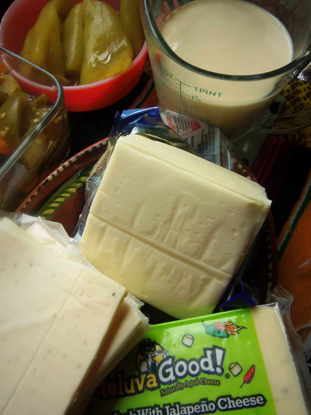 The Makings of Queso Blanco