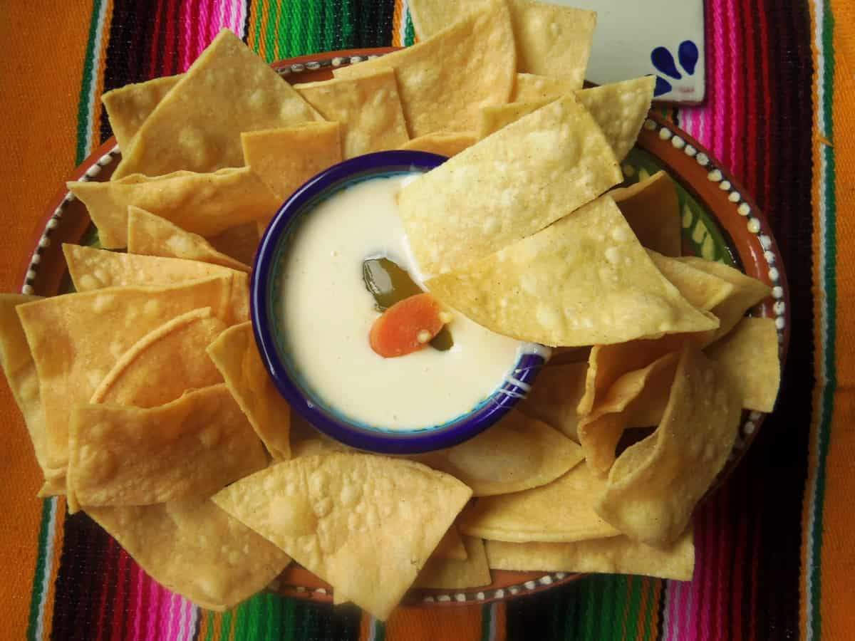 Warm Queso Blanco
