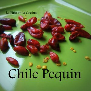 Chile Pequin