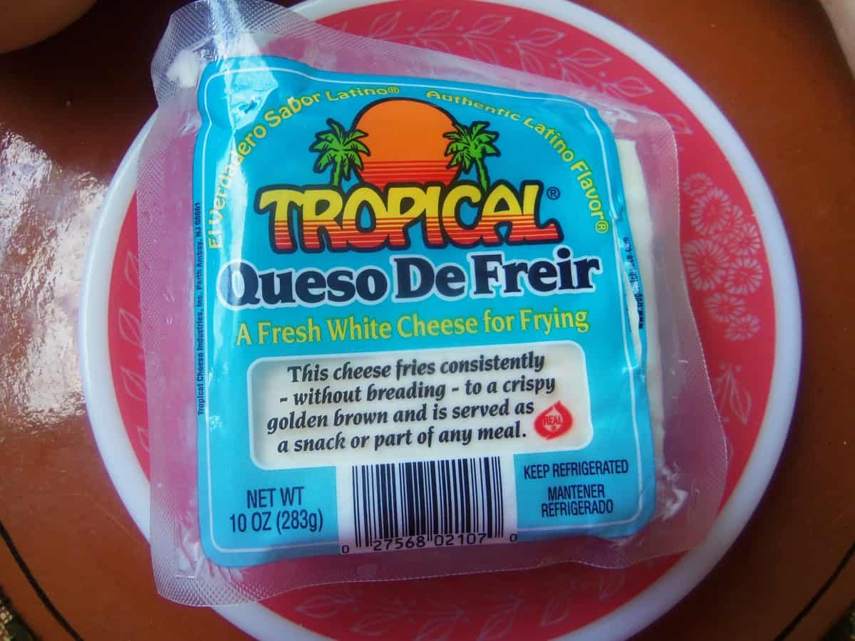 Queso Tropical, queso de freir....