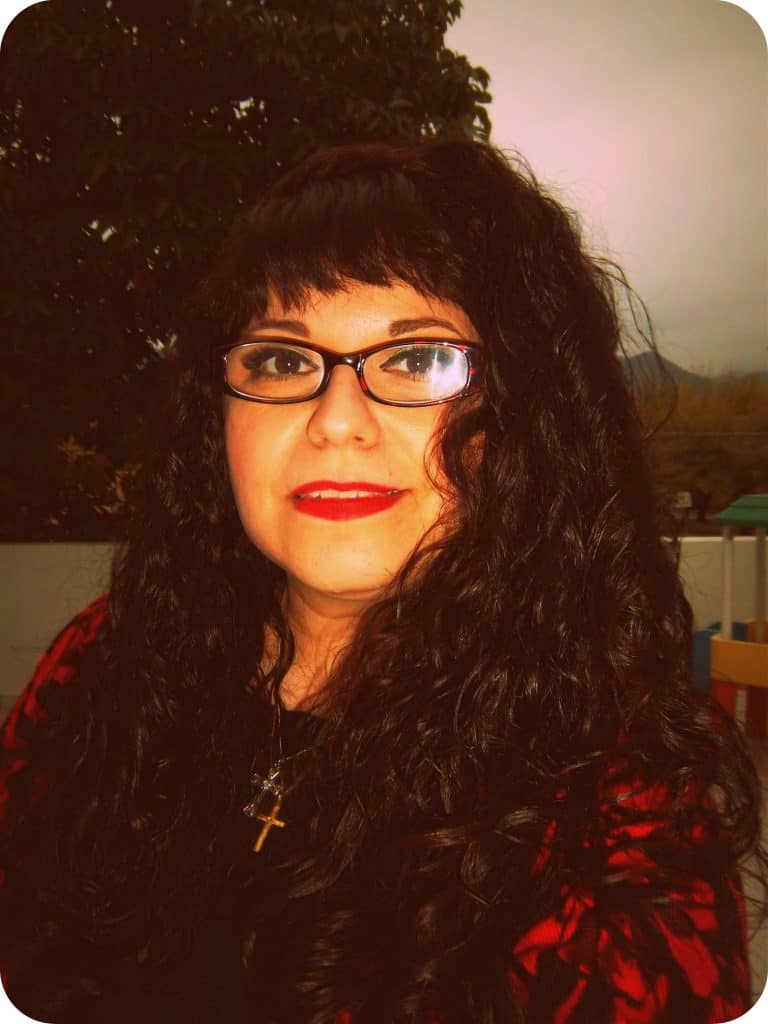 My best Ugly Betty Look! LOL!