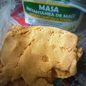 Masa harina is great for preparing tortillas, tamales and churritos when fresh tortillaria masa in unavailable.
