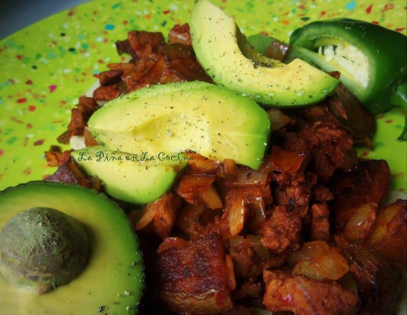 Preparing a Rustic Mexican Chorizo