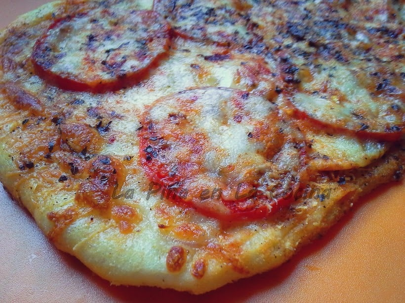 Cheese, Tomato and Ham