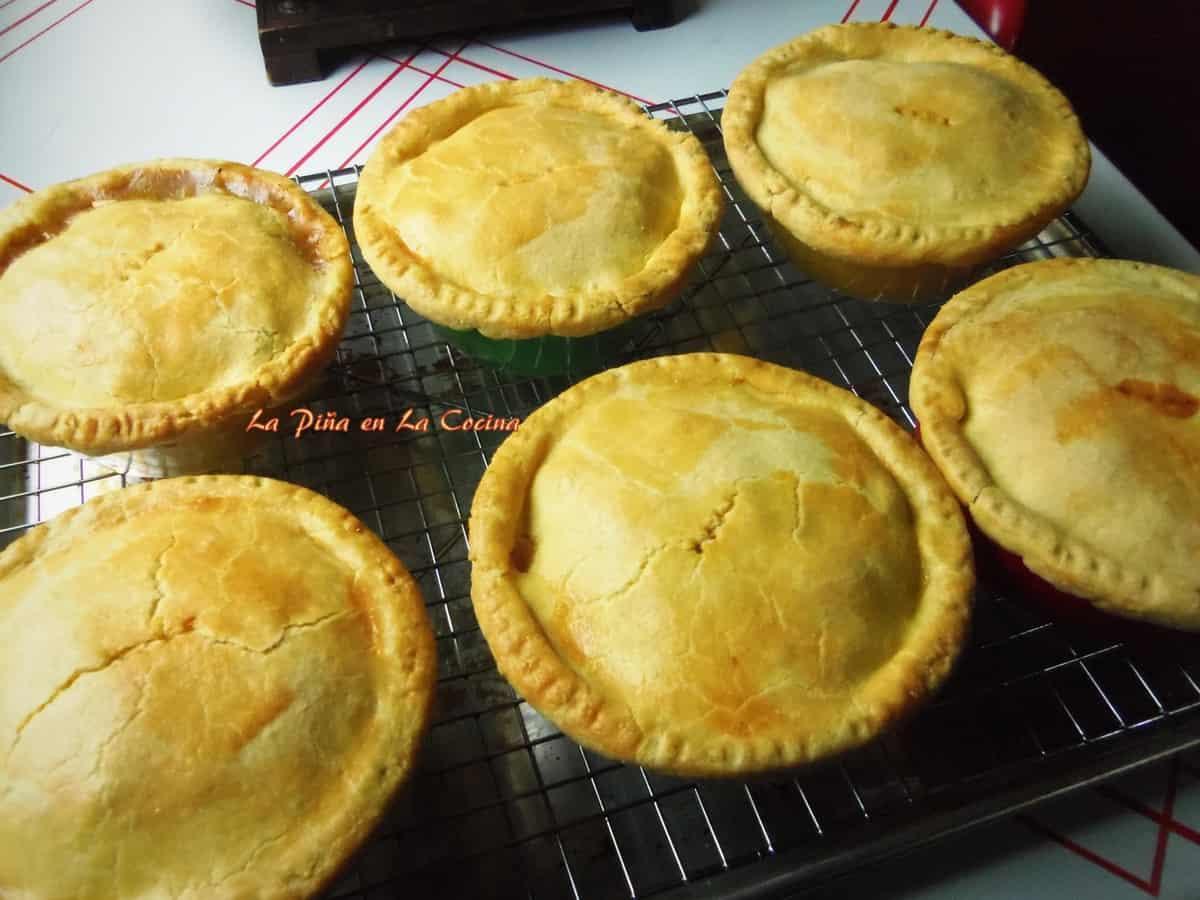 Cornmeal Crust Veggie Pot Pie