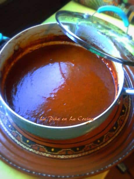 A silky and easy enchilada sauce using spices in your pantry.