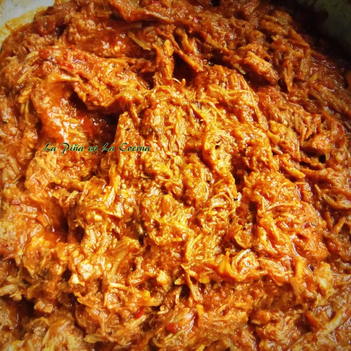 Cochinita Pibil Style Shredded Pork