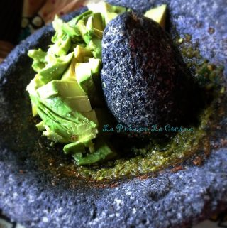 El Molcajete~ Salsa, Guacamole and Spices