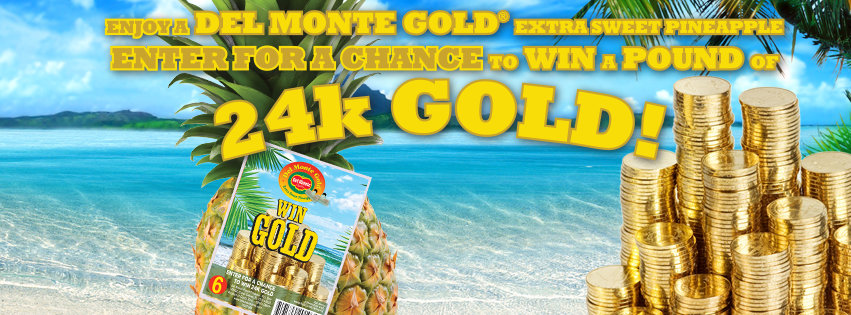 Del Monte Gold for Gold
