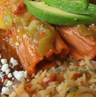 Mexican Style Tamales~ Breaking With Tradition