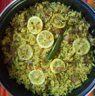 Otra Vez Arroz! Even More Rice Recipes
