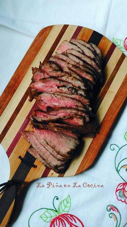 Beef Tri Tip-Chile Ancho Dry Rub