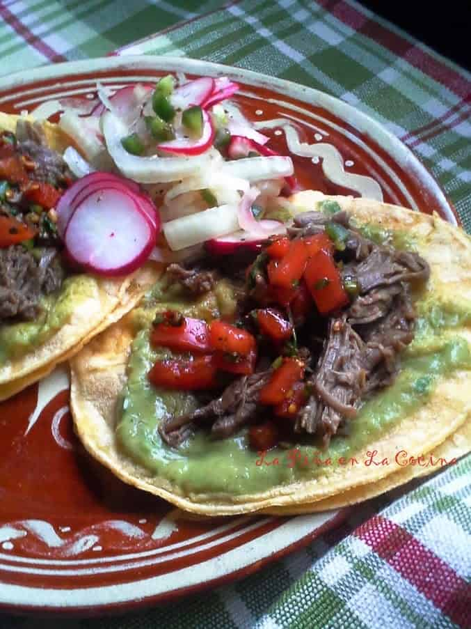 Domingo Familiar and The Best Beef Tacos!