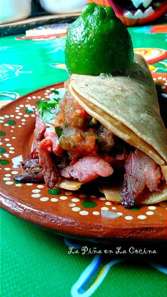 Tri Tip Tacos #tritip #beeftacos