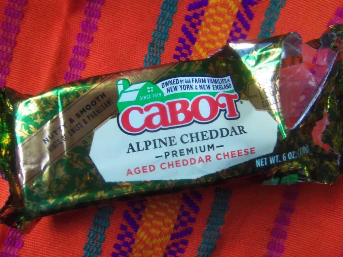 Cabot Aged Alpine Cheddar