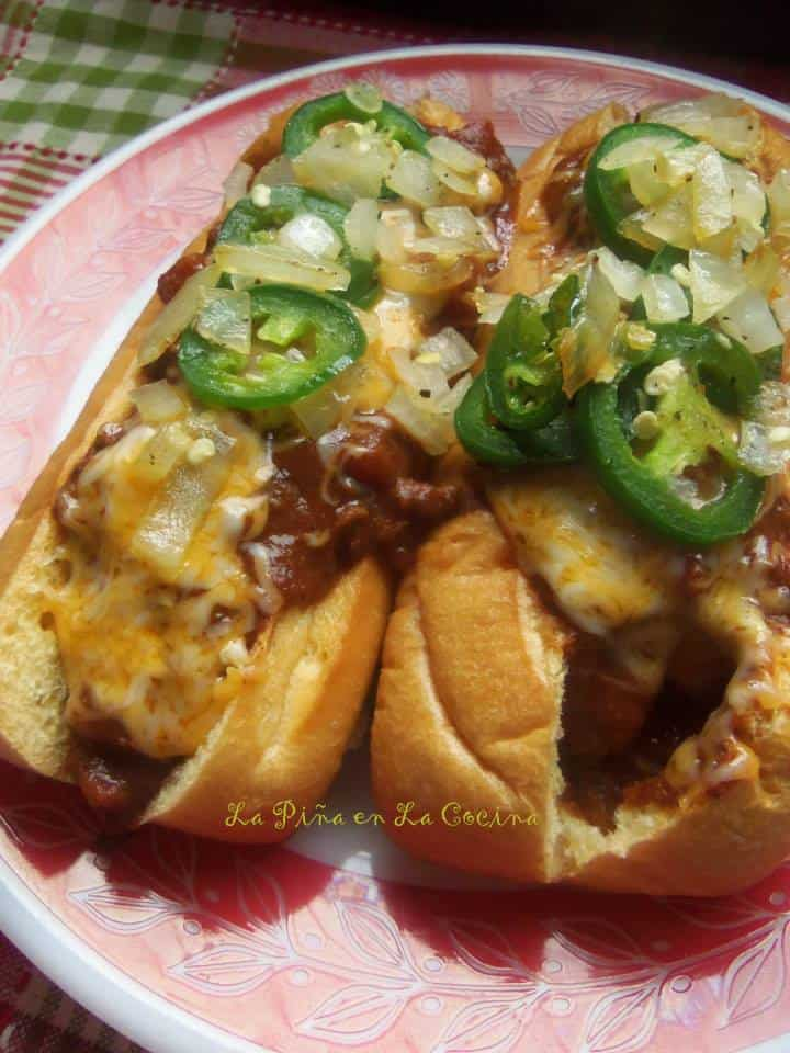 For chili dogs, chili cheese fries or nachos, this is a tasty homemade recipe.