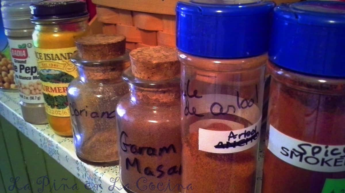 Customize Your Spice Blends For Curry