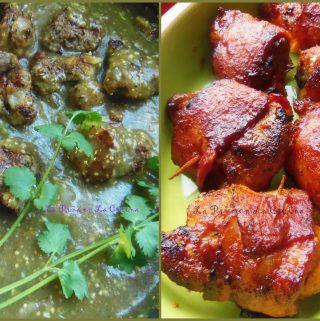 Pork Tenderloin Tips~Prepared Two Ways
