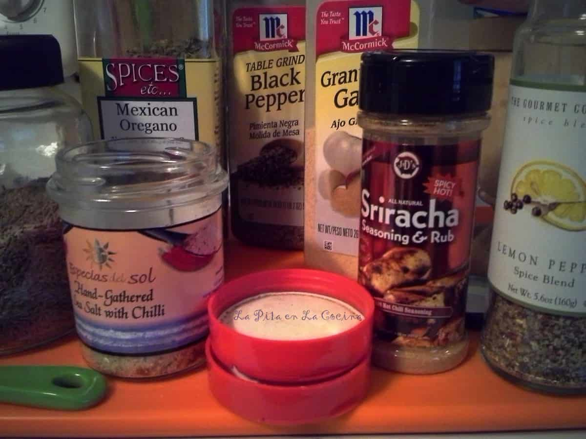 Getting the most out of my spices in the pantry