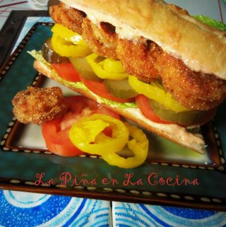 Shrimp Po Boys~ Fat Tuesday