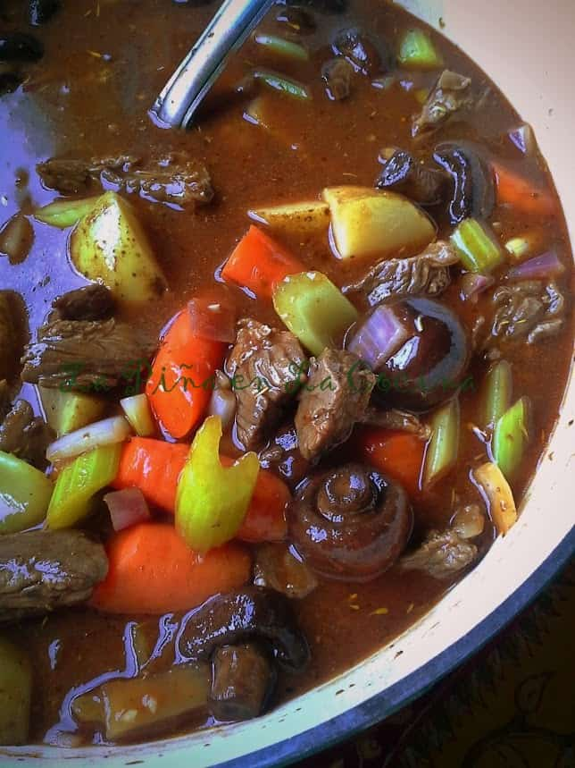 Guinness Stout Beef Stew~ Variation