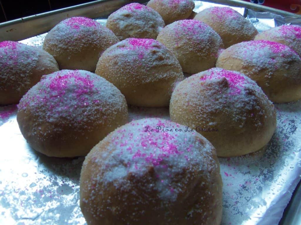 Pan de Huevo-Mexican Sweet Bread
