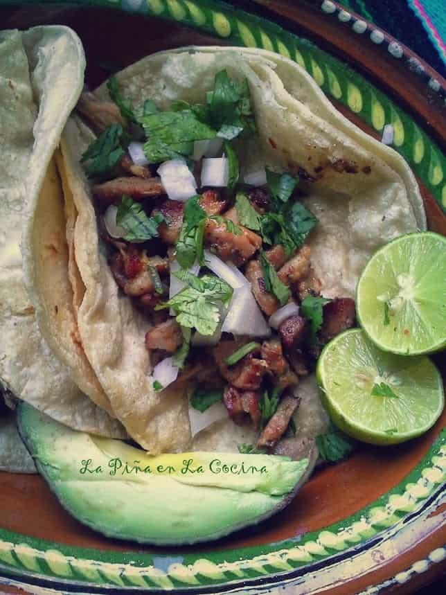 Garlic Mojo Tacos de Carnitas
