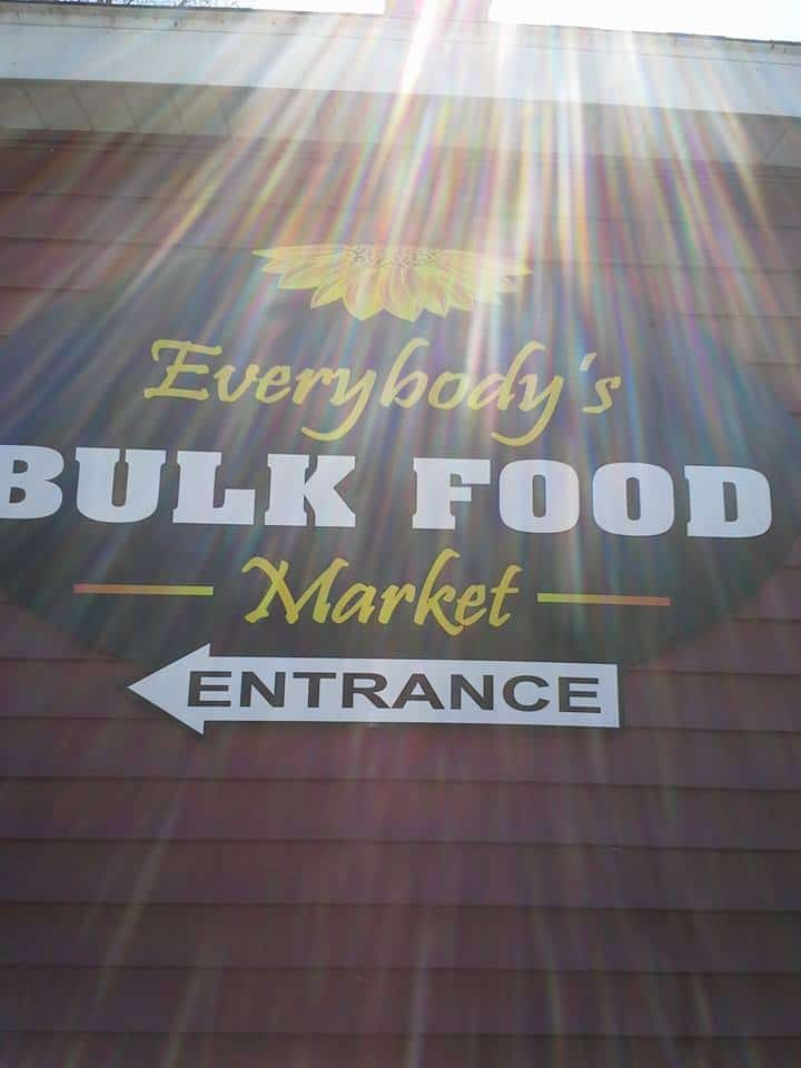 Everybody's Bulk Food Market