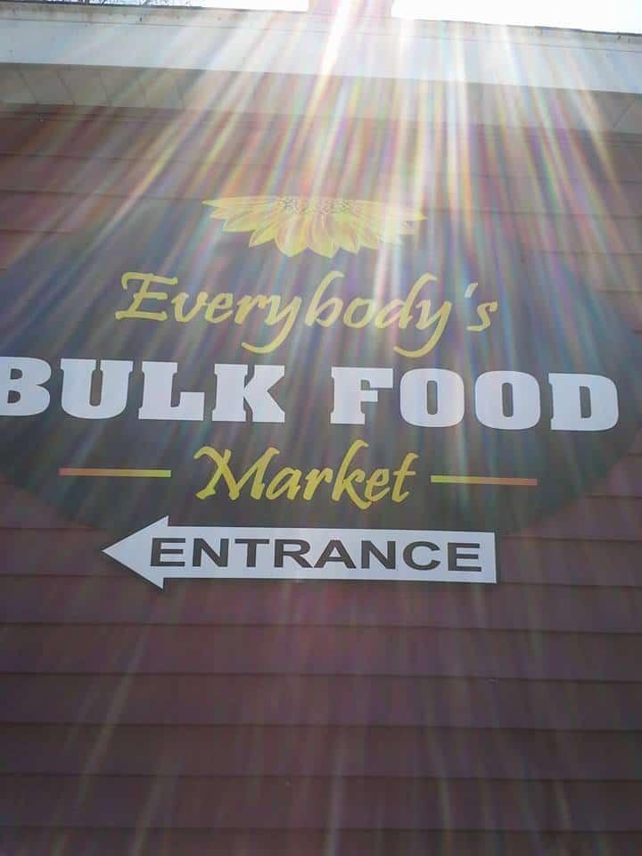 Everybody's Bulk Food Market