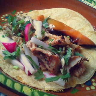 Grilled Chicken Tacos~ Bring on the Mojo!